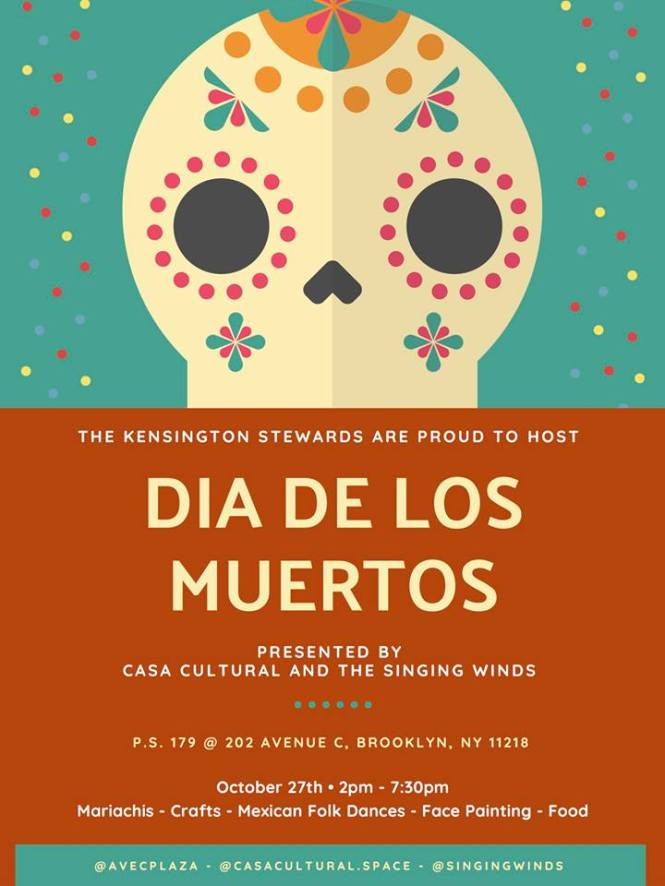 Casa Cultural - Dia de Los Muertos